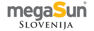 MegaSun Slovenija Logo